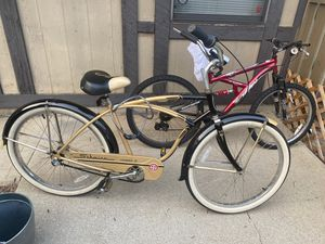 Schwinn Crusier 3 speed for Sale in Woodhaven, MI