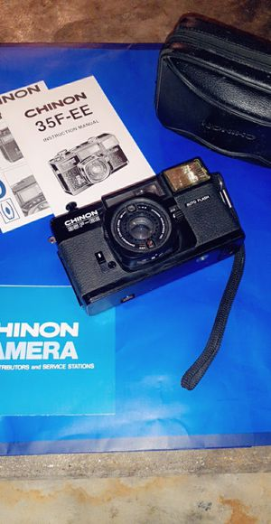CHINON Old School Camera for Sale in Houston, TX