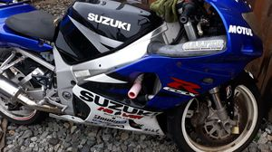 2002 gsxr Suzuki for Sale in San Leandro, CA