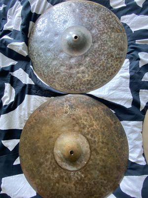 "16"" Meinl Byzance Extra Dry Medium Thin Hihats for Sale in Los Angeles, CA"