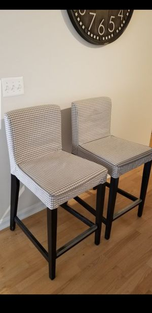 2 Bar Stools for Sale in Oakton, VA