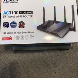 Asus AC3100 Extreme WiFi Router for Sale in Rocklin,  CA