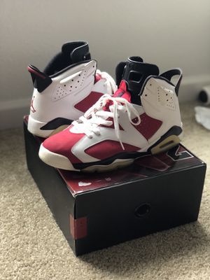 Air Jordan CDP Carmine 6 for Sale in Hillsboro, OR