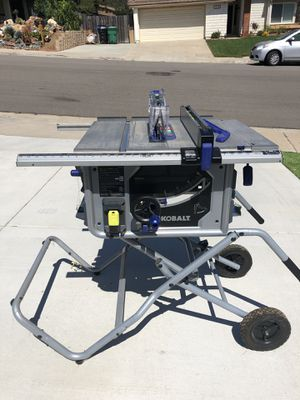 Kobalt Table Saw for Sale in San Diego, CA