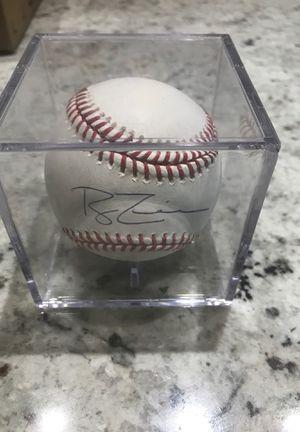 Signed Ryan Zimmerman baseball. for Sale in Arlington, VA