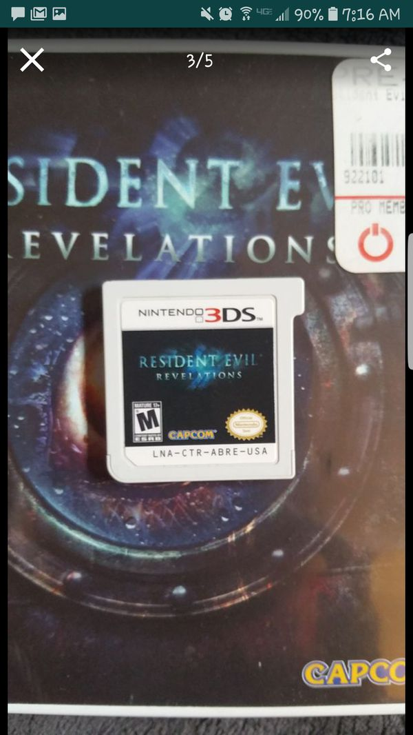 Luigi's Mansion Dark Moon Nintendo 3DS 2DS New 3DS 2DS Game