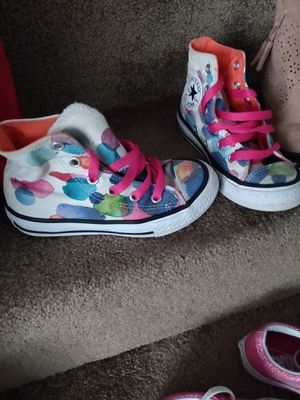 Girl converse and boots size 11 for Sale in Smyrna, GA