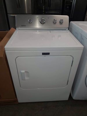 Electric Dryer Maytag Home Appliance Secadora 7 Cu. Ft 12 Cycl. MEDC465HW0 for Sale in Miami, FL