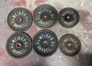 weight plates for Sale in Weymouth, MA