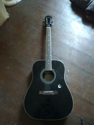 Epiphone acoustic guitar for Sale in Center Point, AL