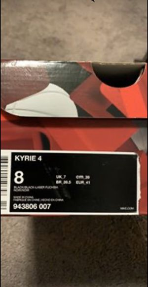 Kyrie 4 for Sale in Des Moines, IA