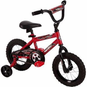 """Child Bicycle 12"""" Steel Bike With Grips For Begginer Kids Red Boys for Sale in Montclair, CA"""