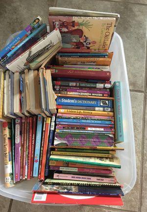 Books books and more books! for Sale in Sebring, FL
