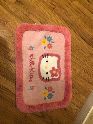 Hello kitty bath mat for Sale in Bellevue, WA