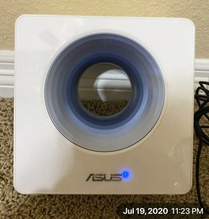 Asus Blue Cave AC2600 WiFi Mesh Router - Warranty for Sale in Irving, TX