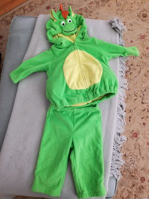 Dragon/Dinosaur Costume Size 6-9 months for Sale in Red Bank, NJ
