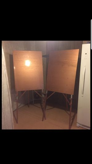 2 Rose gold easels for Sale in Camp Hill, PA