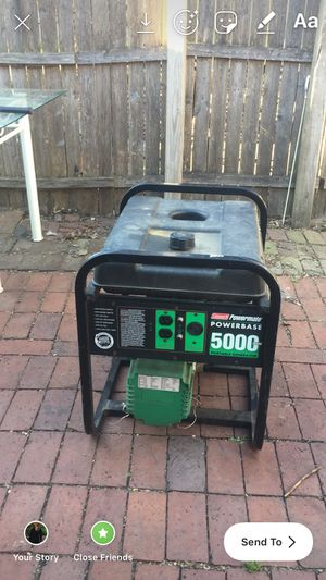 Generator for Sale in West Chicago, IL