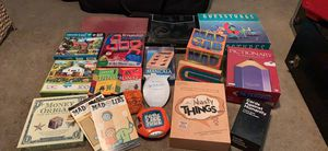 Boat load of board games & puzzles! for Sale in Phoenix, AZ