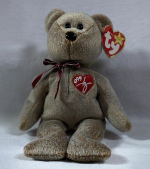 1999 signature Beanie Baby First Edition for Sale in Hillsboro, OR