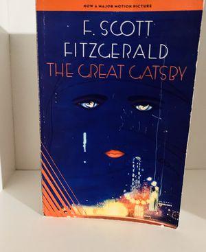 The Great Gatsby by F Scott Fitzgerald book for Sale in Virginia Beach, VA