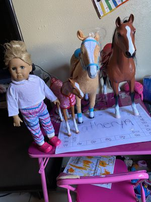 Our Generation Horse and doll for Sale in Dallas, TX