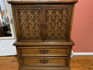 Wooden Antique Dresser for Sale in Washington, DC