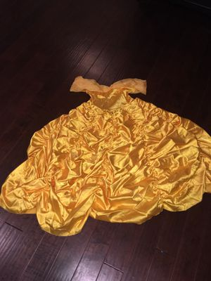 Belle women's adult costume for Sale in La Puente, CA