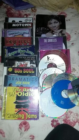 Oldies cds for Sale in San Jose, CA