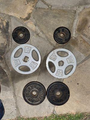 Weight plates for Sale in Manassas, VA