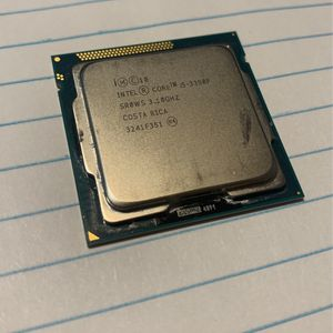 Intel core I5 3350p for Sale in Houston, TX