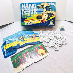 2008 Gamewright Hang Four Ruff Surfin Card Game for Sale in Pawtucket, RI
