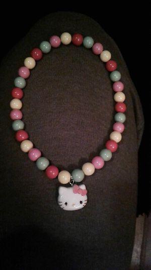 Hello Kitty Necklace for Sale in Buffalo, NY