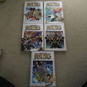 One Piece Season 4 anime lot for Sale in Snohomish, WA