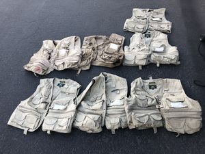 Fishing vests for Sale in Henderson, NV