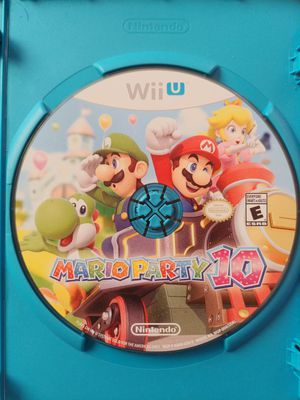 Mario Party 10 for Sale in Anaheim, CA