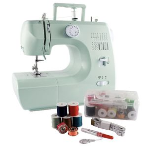 Michley Inspiration 700m 16-Stitch Sewing Machine (Mint Green) with Sewing Kit for Sale in Fresno, CA