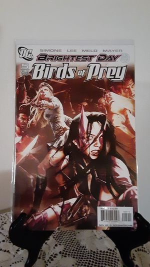 Birds of Prey Issue 5 comic for Sale in Pacific Grove, CA
