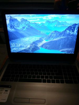 "15.6"" Touchscreen HP Notebook for Sale in Aurora, CO"
