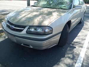 COLD AC! 2003 CHEVY IMPALA. CURRENT EMISSIONS!! SIMILAR TO SONATA IMPALA SENTRA ALTIMA CIVIC ACCORD CAMRY COROLLA for Sale in Phoenix, AZ