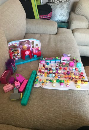 Large lot of Shopkins for Sale in Arlington, WA