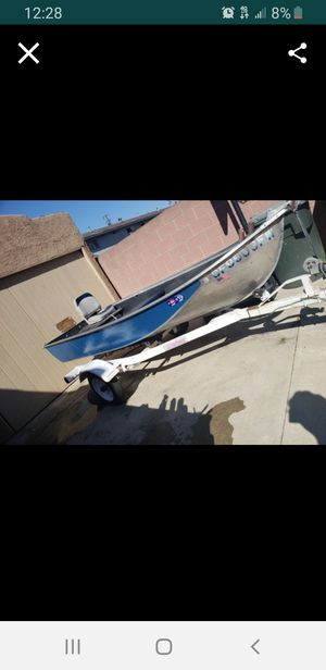 12 aluminum boats for Sale in Lakewood, CA