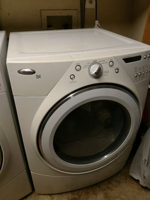 Washer dryer big load for Sale in San Antonio, TX