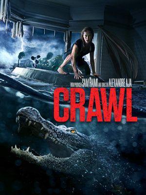 Crawl HD Digital Movie Code for Sale in Fort Worth, TX