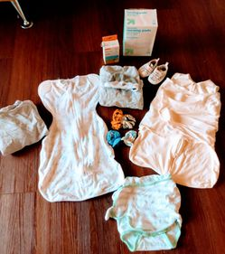 Swaddle Blankets and New Born Items for Sale in undefined
