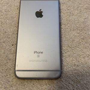 iPhone 6s Unlocked 32gb for Sale in Fairfax, VA