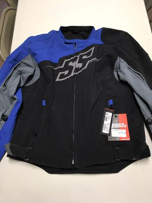 Motorcycle jacket (speed & strength) for Sale in Richmond, VA
