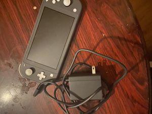 Nintendo switch lite gray for Sale in Salt Lake City, UT