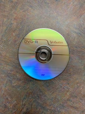 Verbatim DVD-R for Sale in Flower Mound, TX