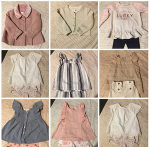 Baby girl clothes All for $35 for Sale in San Fernando, CA